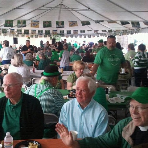 St. Patrick's Day at Browne's